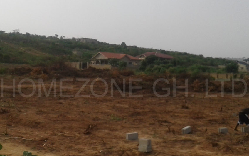 Land situated at lanmga kokrobitey accra