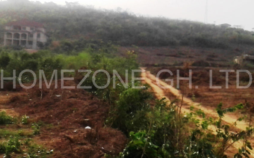 Land situated at kwabenya in accra