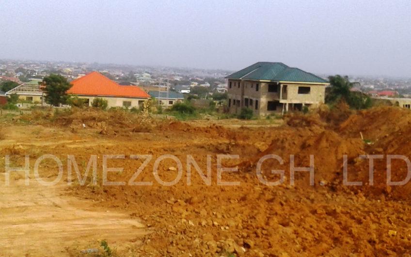Land situated at lanmga kokrobitey accra