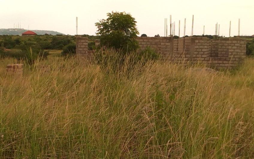 Land situated around midea near Nsawam